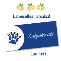 BERRA gift certificate 120€