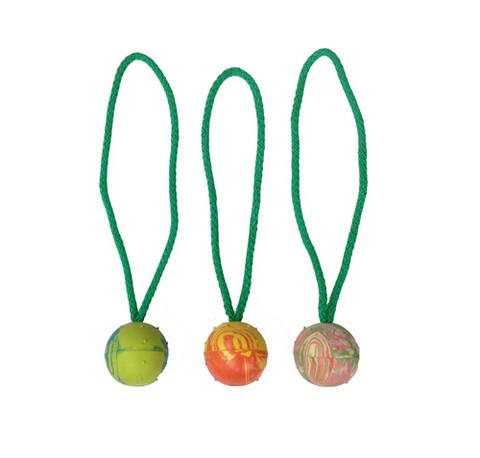 Täyskumipallo 5cm lenkillä