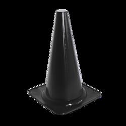 Merkkikartio 40cm Musta