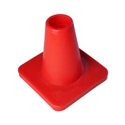 Merkkikartio 15cm painolla, punainen