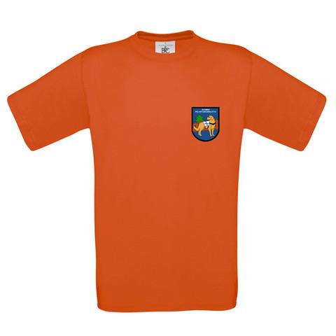 T-paita unisex oranssi SPeKL