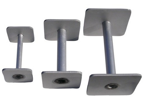 Metal dumbbells
