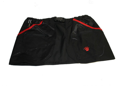 Training pockets Black-Red