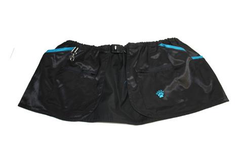 Training pockets Black-turquoise
