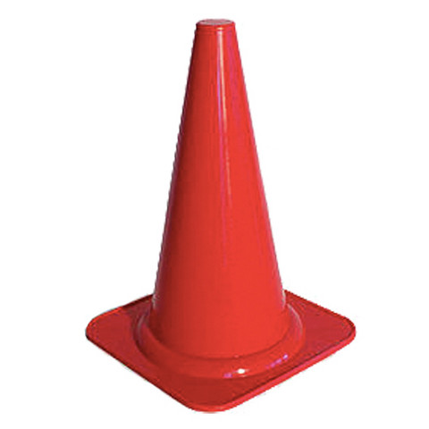 Obedience 40cm Cone Red