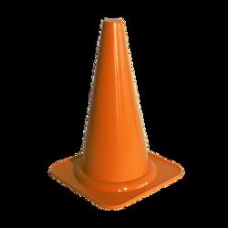 Obedience 40cm Cone Orange