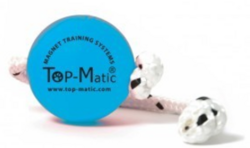 Top-Matic  Magnet-Ball Soft Blue