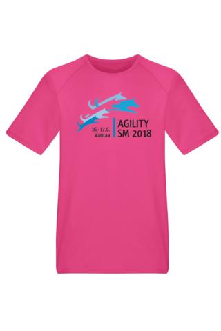 Sport T-shirt Pink