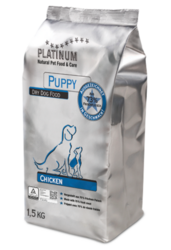 Platinum Puppy Chicken1,5kg