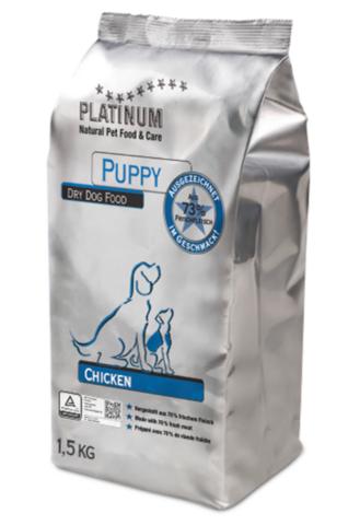 Platinum Puppy kana 1,5kg