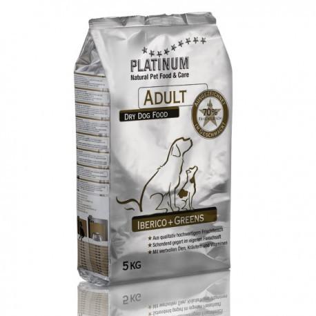 Platinum Adult Iberico  Greens 1,5kg