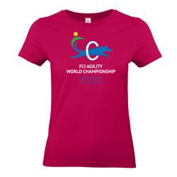 Naisten T-paita Sorbet