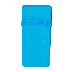 Microfibre sports pawtowel Tropical Blue