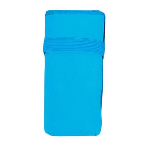 Microfibre sports pawtowel Tropical Blue
