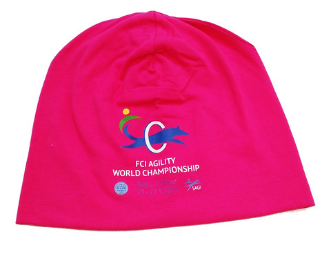 AWC2019 Trikoo pipo Hot Pink