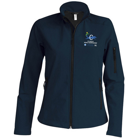 Ladies` Softshell Jacket TNavy