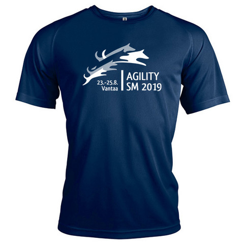 Unisex Sport shirt Navy