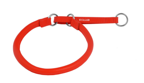 Collar Glamour Martingale Orange