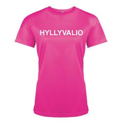 LadyFit Tekninen T-Paita Fuchsia HYLLYVALIO