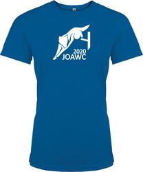 Women´s  Sport shirt Sporty Blue