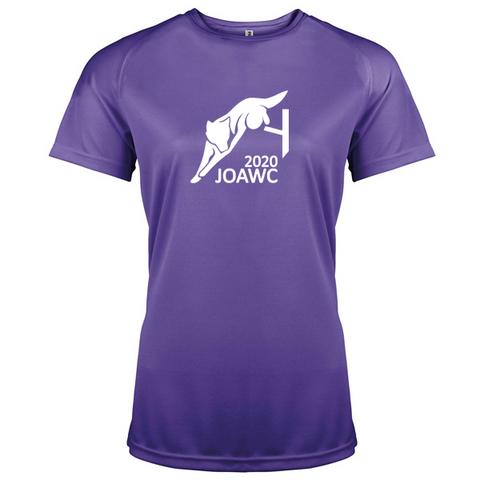 Women´s  Sport shirt Lilac