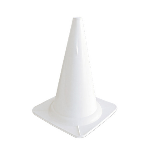 Obedience 40cm Cone White