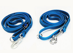 Powergrip 3m leash Turquoise 20mm