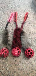 BERRA Ultimate karvalla punaisella pallolla