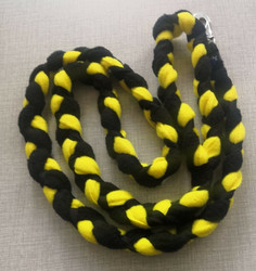 Fleece leash 160 cm BGB Bee