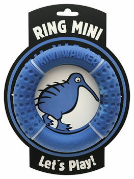 Kiwi Walker Let´s play! RING MINI  Sininen