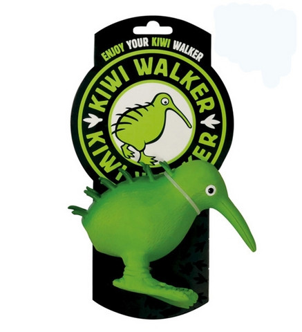 Kiwi Walker WHISTLE Figure SMALL Vihreä