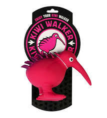 Kiwi Walker WHISTLE Figure SMALL Pinkki