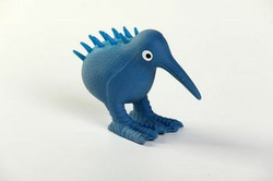 Kiwi Walker WHISTLE Figure SMALL Blue