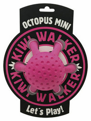 Kiwi Walker Let´s play! OCTOPUS MINI Pink