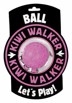 Kiwi Walker Let´s play! BALL Pinkki