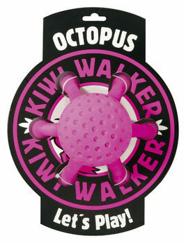 Kiwi Walker Let´s play! OCTOPUS Pinkki