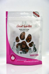 Great dainties Rabbit cubes 100 g