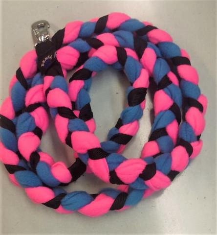 Fleecetalutin 160cm BGB Pinkki - Turkoosi