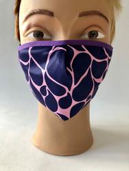 Mask Drop Violet