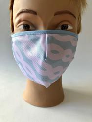Mask Infinity Pink