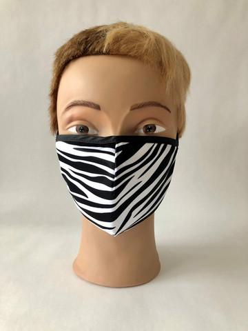 Mask Zebra