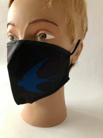 Mask Swallow Black