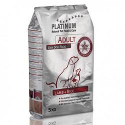 Platinum Adult Lammas+Riisi 15kg