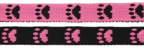 Tassutalutin Pinkki/Musta
