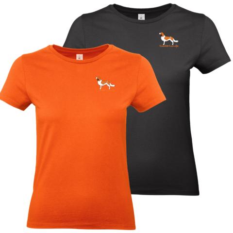 Naisten T-paita Kooikerhondje