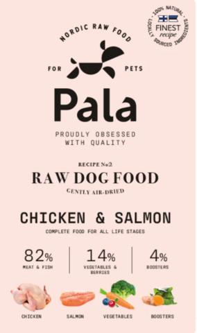 Resepti # 2 - Kaikenikäisille koirille - 1kg