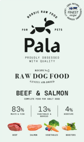 Recept # 2 – Adult dogs - 1kg