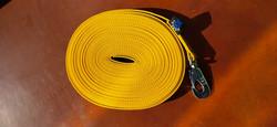 10m jälkiliina BGB lukolla keltainen