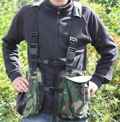 Retriever training vest, army