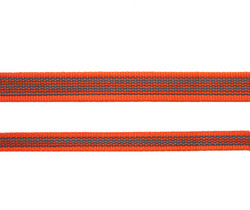 Powergrip 1,8m leash orange 20mm